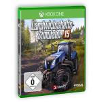 Landwirtschafts-Simulator 2015 Xbox One Verpackung Titel