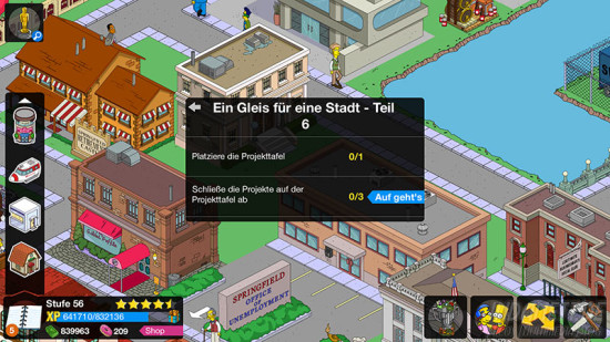 Monorail-Bug Simpsons