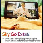 Sky Go Extra Startseite