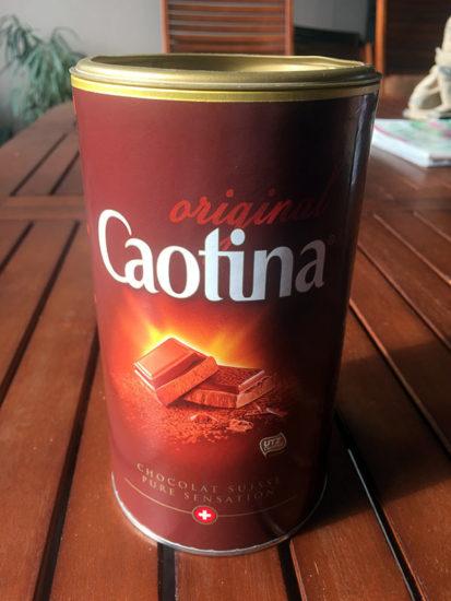 Caotina Kakaodose