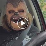 Chewbacca Mask Artikelbild
