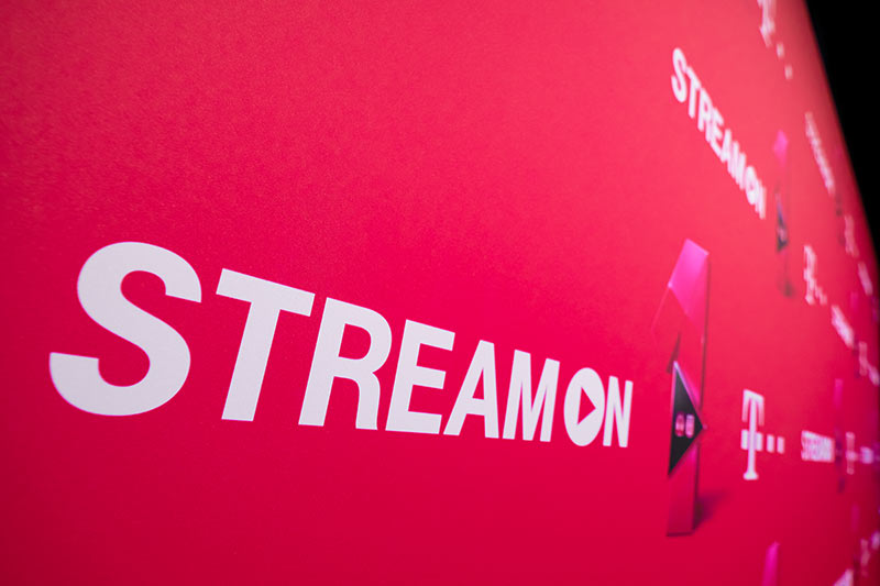 StreamOn Telekom