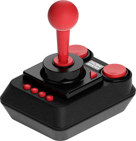 THEC64® Mini Joystick schräg
