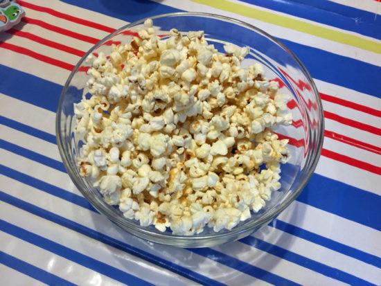 Popcorn-Maker Limito Leonardo fertig