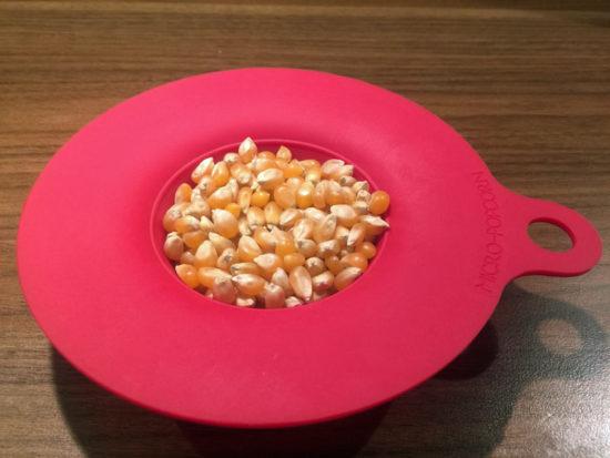 Popcorn-Maker Limito Leonardo Messbecher