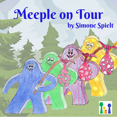 Meeple on tour - Alle