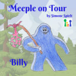 Meeple on tour - Billy