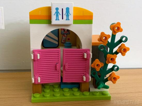 LEGO Friends 41313 Heartlake Freibad Toilette
