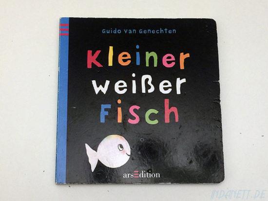 Buch Kleiner weißer Fisch