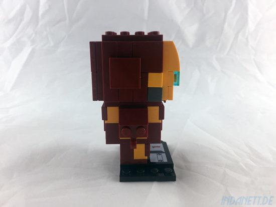 LEGO BrickHeadz Iron Man seitlich