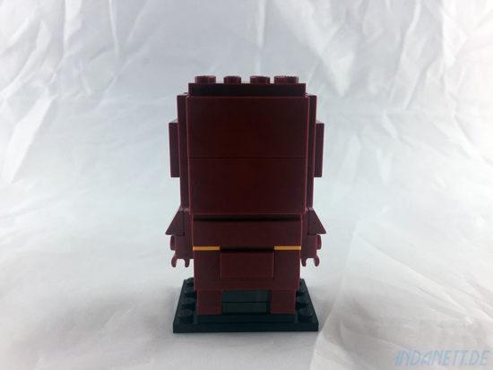 LEGO BrickHeadz Iron Man von hinten