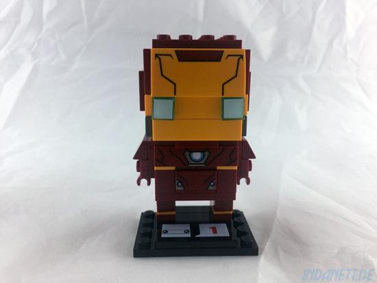 LEGO BrickHeadz Iron Man von vorne