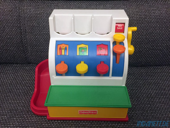 Mattel Fisher-Price Registrierkasse